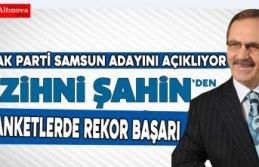 AK Parti Samsun adayını açıklıyor