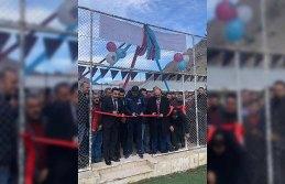 Ünal Karaman, Artvin'de Trabzonspor Futbol Okulu'nun...