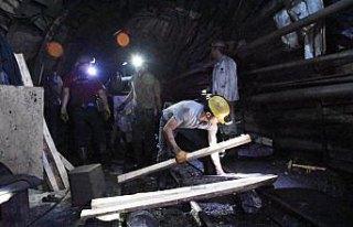 Maden ocağında ilk sahur