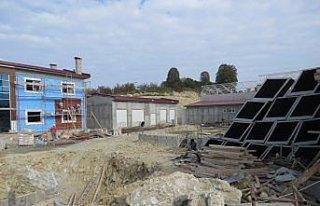 Akçakoca'ya yeni su arıtma tesisi