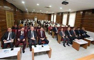 Amasya'da Halk Günü Toplantısı