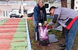 Hayvanseverlerden Belediye Başkanı Kul'a ziyaret