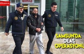 Irak uyruklu bir kişi gözaltına alındı