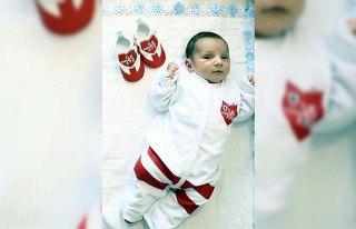 Samsun'da 3 bin 500 bebeğe