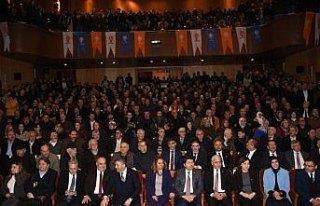 AK Parti Bartın Belediye Başkan Adaylarını Tanıtım...