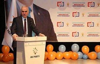 AK Parti Bayburt Belediye Başkan Adayları Tanıtım...