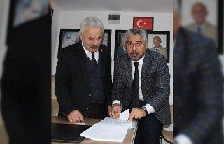 AK Parti Samsun İl Başkanı Ersan Aksu'dan