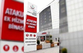 Atakum Polikliniğinde ilk yılında 235 bin hastaya...