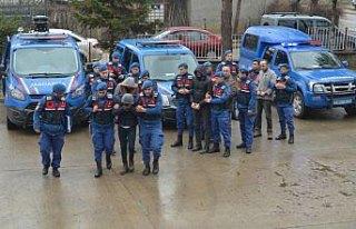 Bolu'da 3 günde 58 evden hırsızlık yapan şüpheliler...