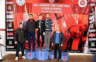 Kavaklı tekvandocu Türkiye'yi temsil edecek