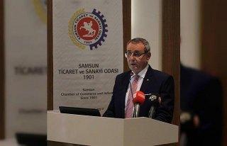 Samsun TSO Yönetim Kurulu ibra edildi