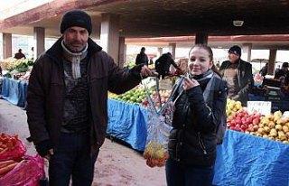 Suluova'da Sıfır Atık Projesi çalışmaları