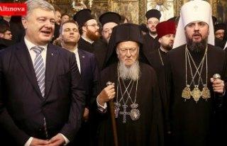 Ukrayna Ortodoks Kilisesi 'otosefal' statü...