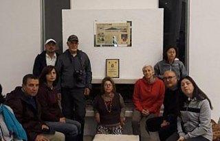 Ceren Damar Şenel anısına Bolivya'da anlamlı jest
