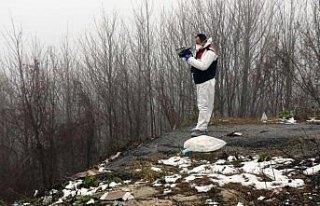 GÜNCELLEME - Bolu Dağı'nda bavul içerisinde ceset...
