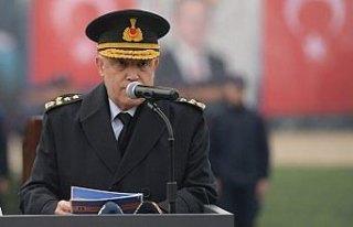 Jandarma Genel Komutanı Orgeneral Çetin: