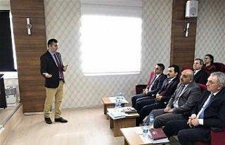 OKA'dan Kavak'ta bilgilendirme toplantısı