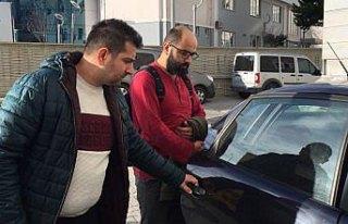Samsun'da FETÖ/PDY hükümlüsü hücre evinde yakalandı