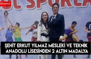 Şehit Erkut Yılmaz Mesleki ve Teknik Anadolu Lisesinden...
