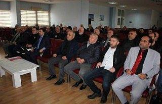 Suluova'da servis şoförlerine eğitim