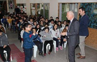 Alaçam'da Kariyer Günleri etkinliği