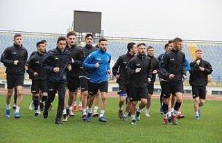 Kardemir Karabükspor, Altay maçına hazır