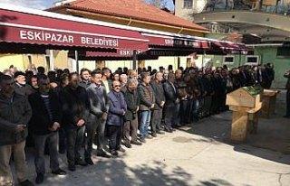 MHP Eskipazar İlçe Başkanı Kumlar'ın acı...