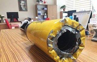 Saldırıda kullandıkları tüfeğe yağ filtresinden...