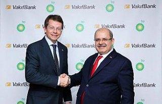 VakıfBank BusinessCard ile BP Taşıtmatik'te yüzde...