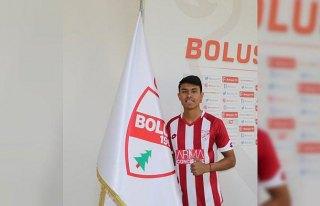 Boluspor kadrosuna yeni oyuncu kattı