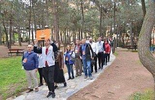 Eğitimciler Yeditepe Üniversitesi'nde öğrencilik...