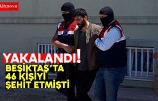 Beşiktaş'taki terör saldırısını düzenleyen...