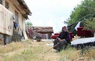 GÜNCELLEME - Çorum'da hortum ev ve ahırlara zarar...