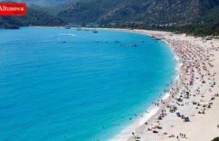 Güney Ege'de yerli turist turizmciye bayram...