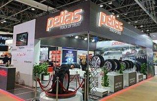 Petlas, Automechanika Dubai Fuarı'nda ürünlerini...