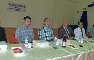 Bafra Gençlik Merkezi İftar Programı Düzenledi...