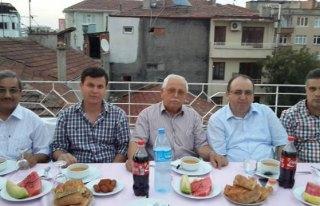 MARANGOZ MOBİLYA İŞLERİ ODASI İFTAR YEMEĞİ...
