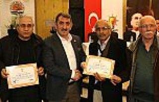 Atakum'da, AK Parti Genişletilmiş İlçe Danışma...