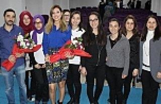 BAFRA ANADOLU LİSESİ'NDE KARİYER GÜNLERİ PROJESİ