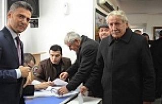 Bafra SYDV Mütevelli Heyeti Üyeliği Seçimi Yapıldı
