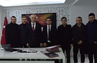 Bafra Ülkü Ocakları Eğitim ve Kültür Vakfından...