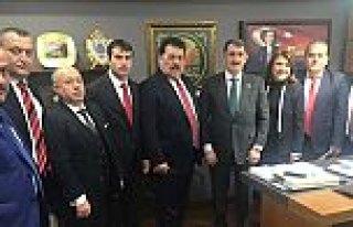 Bafralılar 20 Şubat'ta İstanbul'da buluşacak