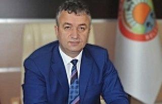 Başkan Topaloğlu'nun 10 Ocak Çalışan Gazeteciler...
