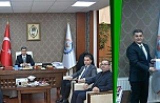 Canik Belediyesi Başkan Yardımcısı Usta'dan...