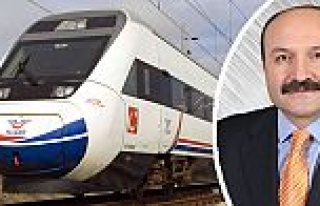 Erhan Usta ; Samsun-Ankara arasındaki Hızlı Tren...
