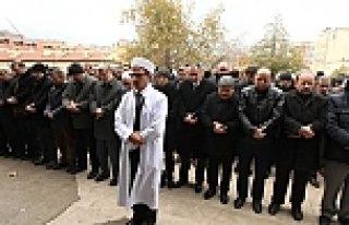 Halep'te Hayatını Kaybedenler İçin Gıyabi Cenaze...