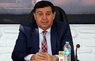 Havza Belediye Başkanı Murat İkiz, 10 Ocak Çalışan...