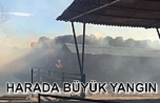 Karaköy'de Çıkan Büyük Yangın Paniğe Neden...