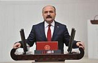 "MHP Samsun Milletvekili Erhan Usta:""AK Parti hayırcı..."