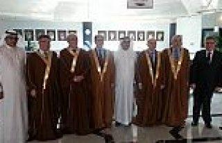 OKA'dan Suudi Arabistan'a Turizm Çıkartması